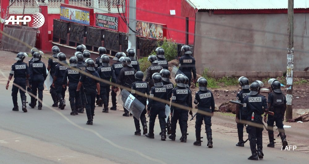 Seven killed in Cameroon as anglophones declare 'independence'