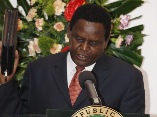 Suspended Judge Martin Muya moves to Supreme Court to challenge his removal
