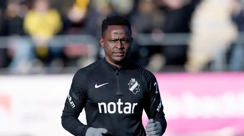 Ouma eager to hit the ground running as AIK resume training