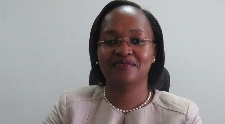 Rispah Simiyu appointed new KRA Commissioner for domestic taxes