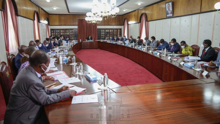 Cabinet approves security measures from Joseph Kinyua-led team