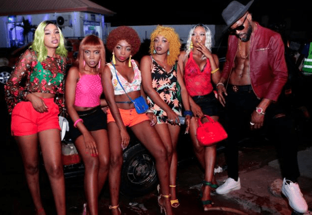 New Nollywood film 'Oloture' sheds light on human trafficking in Nigeria