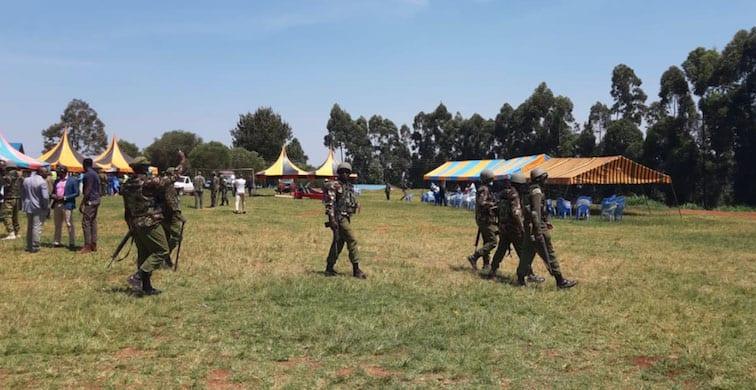 DP Ruto cancels Nyamira visit amid chaos, faults police